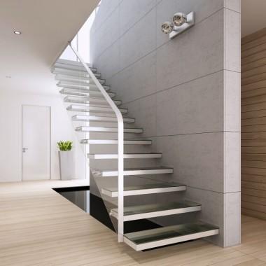 Piękne płyty betonowe Luxum bez sztucznych włókien do szybkiego montażu na klej.