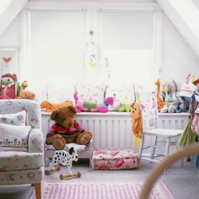 dziecięce pokoje