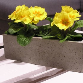 Sprzedam doniczki betonowe