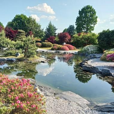 Ogród w Pisarzowicach