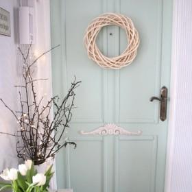 Lifting drzwi wejściowych