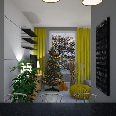 Kolor żółty - dla jednych piękny , dla drugich wkurzający.  Ja jednak postanowiłam zaaranżować mieszkanie w którym znajdziecie kolor żółty - na pewno , ciekawa jestem czy Wam się spodoba :-)