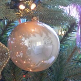 Bożonarodzeniowy wystrój mojego domu