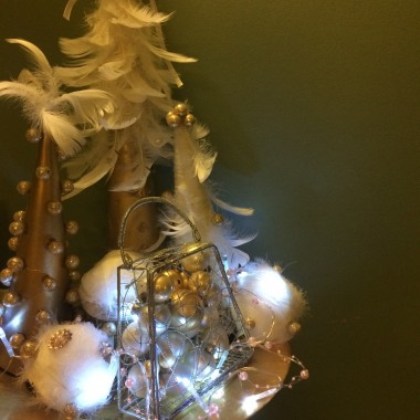 dekoracje świąteczne ręcznie robione