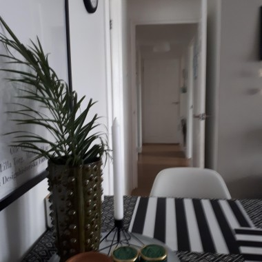 Witam , przedstawiam zdjęcia mieszkania w oczekiwaniu na wiosnę.