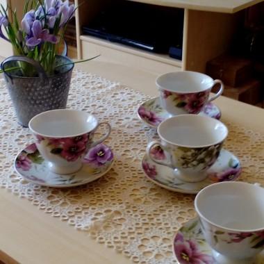 Zaproszenie na herbatkę :) :)