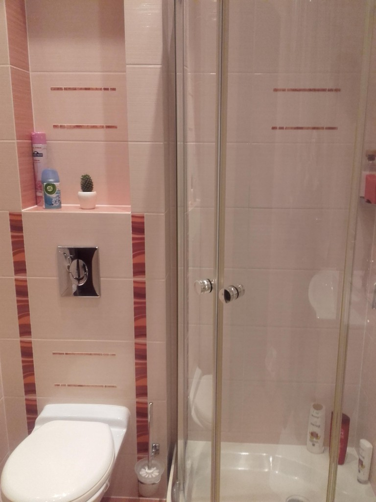 Dalsze Fotki Małej łazienki Odnośnie Firanki Deccoriapl