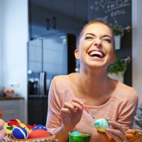 15 sposobów na udekorowanie wielkanocnych jaj