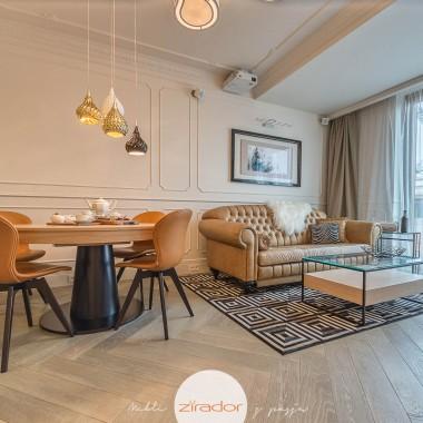 Meble do apartamentu w Krakowie