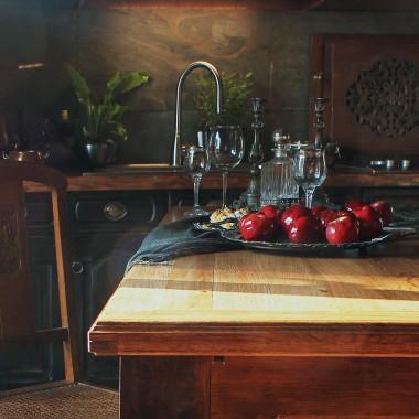 Stół Kuchenny, Tavolo da Cucina, Kitchen Table