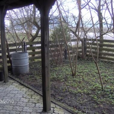 Zaczynamy prace w ogrodzie