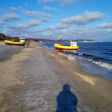 ..............i sopocka plaża..............