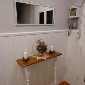 Metamorfoza korytarza - dolne piętro :)