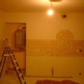 nasze mieszkanko w fazie remontu