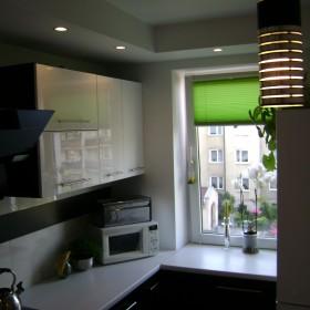 Odrobina zieleni w kuchni