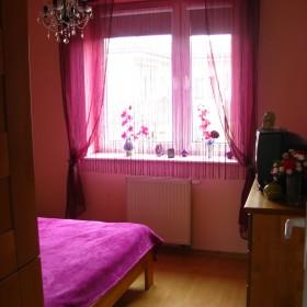 Sypialenka i korytarz