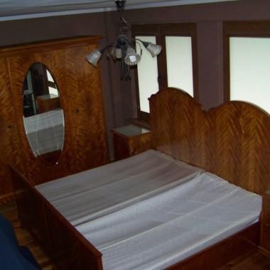 Sypialnia z okresu międzywojennego z manufaktury berlińskiaj