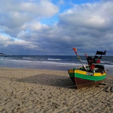 .................i słonko na plaży.................