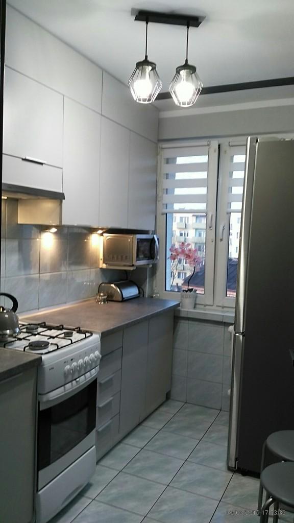 Kuchnia, Kuchnia w bloku