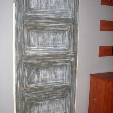 Malowane drzwi :)