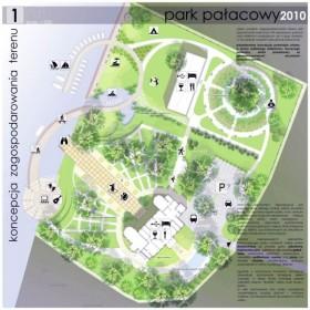 park palacowy