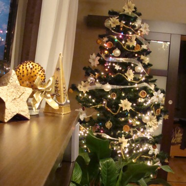 Wszystkim życzę magicznych i pełnych miłości Świąt w gronie najbliższych