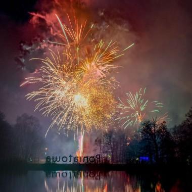 Poniatowa Nowy Rok 2019 - autor fotografii Krzysztof Goleń