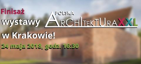 Spotkanie z architektami DDJM i toprojekt w Krakowie