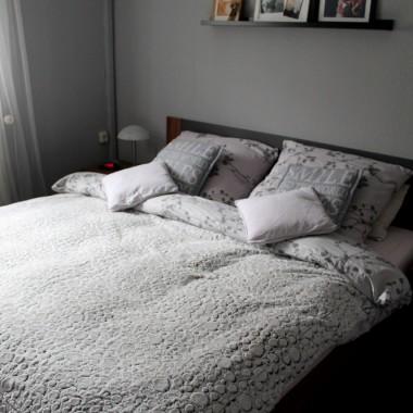 Nasza sypialnia- na wynajmowanym.. :)