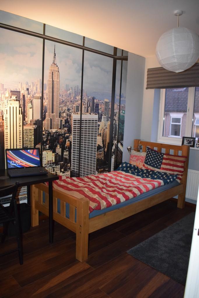 Salon, mieszkanie , kawaler - pokoj sypialny  ,