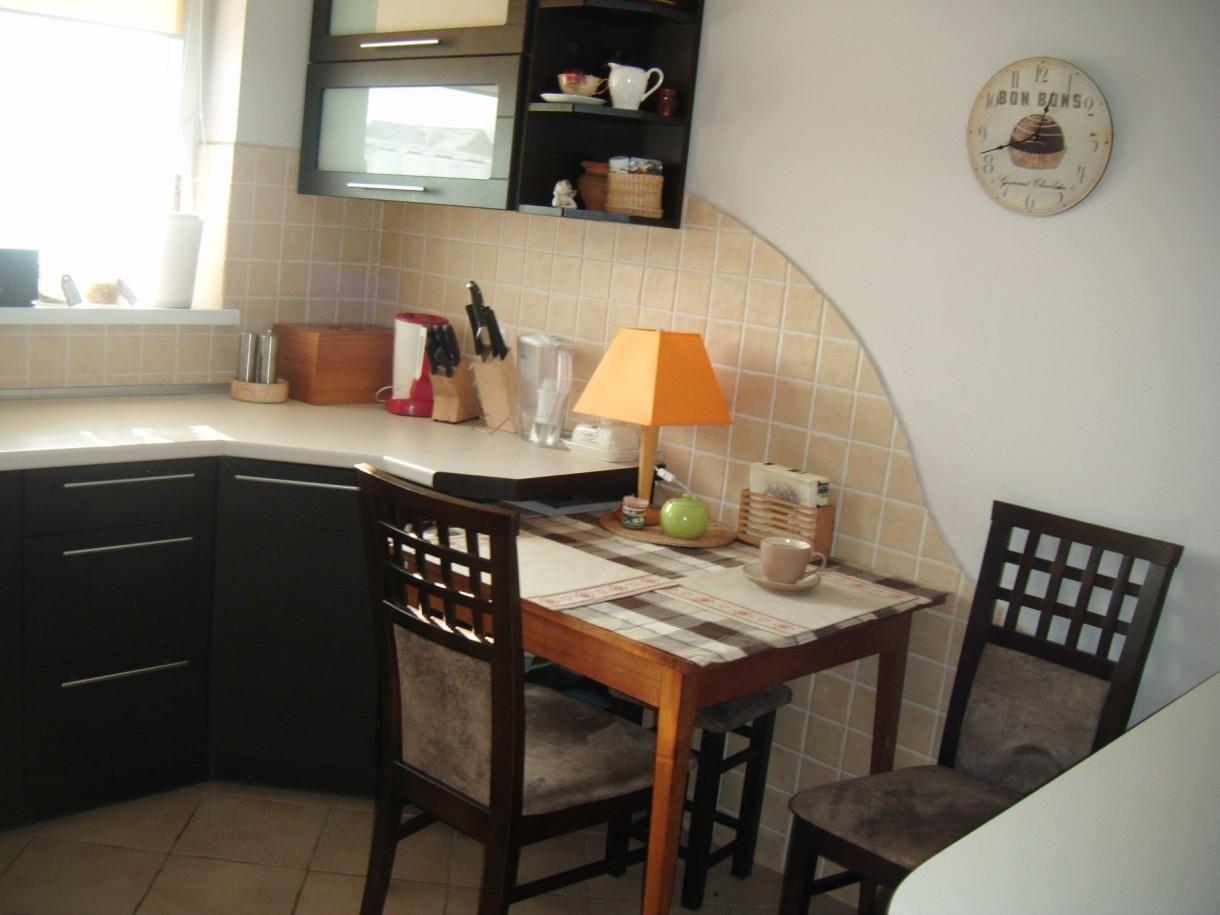 Kuchnia, Kuchnia z widokiem na salon