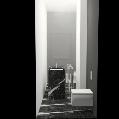 toaleta, 2 wersje
