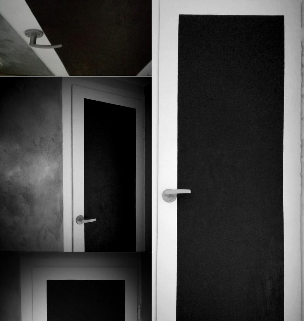 Zrób to sam, Metamorfoza starych drzwi z szybą