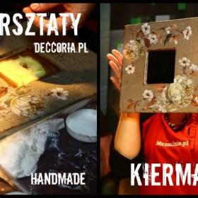 Poszukujemy artystów na kiermasz handmade i warsztaty