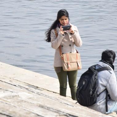 Aparat fotograficzny jest zawsze ze mną dlatego moja torebka jest znacznie cięższa od wielu kobiecych torebek...ze mną jest zawsze mój nikuś &#x3B;-)