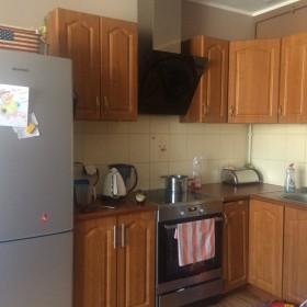 Moja Kuchnia przed i po.
