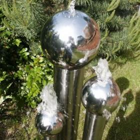 fontanna ogrodowa aranżacja