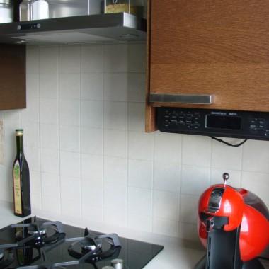 Nasza kuchnia. Trwało to trochę, ale wszystko robiliśmy sami i w końcu jest :)