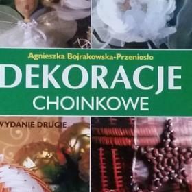 """Rozwiązanie konkursu: """"Wygraj książkę Dekoracje Choinkowe"""""""