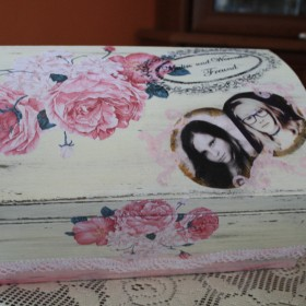 ..Decoupage - to co lubię""