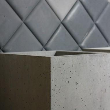 Płytki 3D Beton architektoniczny