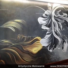 Artystyczne malarstwo ścienne, artystyczne malowanie ścian