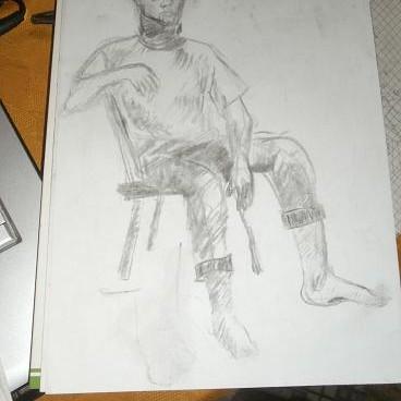 Jestem samoukiem ,to są moje rysuneczki ,nie są idealne...