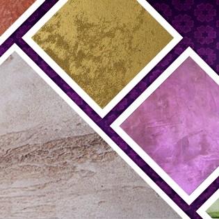 Tynki dekoracyjne - Ściany w nowej szacie
