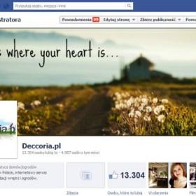 Deccoria na Facebooku!