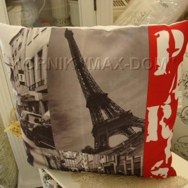 NOWA KOLEKCJA -PODUSZKI PARIS I NEW YORK