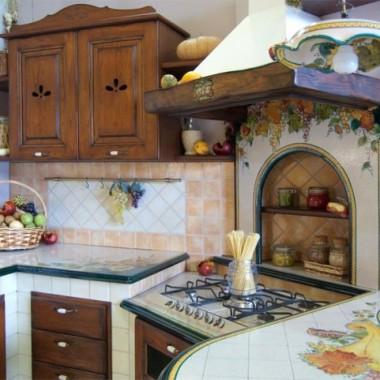 Kuchnie Rustykalne Deccoria Pl