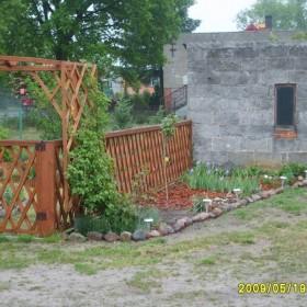 Otoczenie ogródka:)