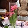 Jadalnia, Moje gniazdko ...tulipany w roli głównej ,a jak pachną ?