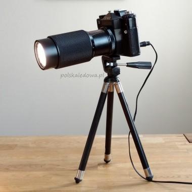 Lampa LED z aparatu Zenit 11